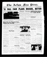 Acton Free Press (Acton, ON), September 20, 1951