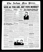 Acton Free Press (Acton, ON)6 Dec 1951