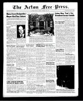 Acton Free Press (Acton, ON), December 20, 1951