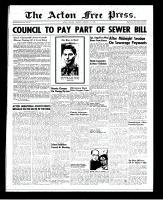 Acton Free Press (Acton, ON)7 Feb 1952