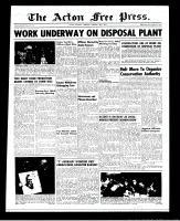 Acton Free Press (Acton, ON)28 Feb 1952