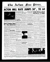 Acton Free Press (Acton, ON)20 Mar 1952