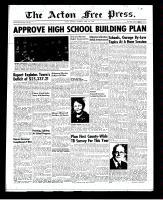 Acton Free Press (Acton, ON)3 Apr 1952