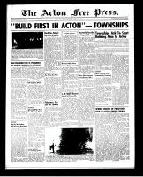 Acton Free Press (Acton, ON)24 Apr 1952