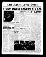 Acton Free Press (Acton, ON)19 Jun 1952