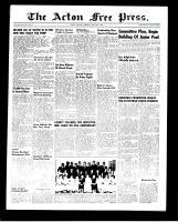 Acton Free Press (Acton, ON)26 Jun 1952
