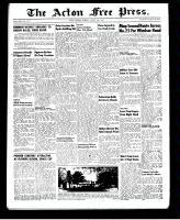 Acton Free Press (Acton, ON)14 Aug 1952