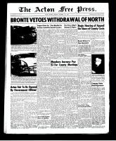 Acton Free Press (Acton, ON)11 Sep 1952