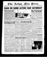 Acton Free Press (Acton, ON)18 Sep 1952