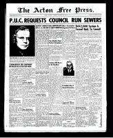 Acton Free Press (Acton, ON)9 Oct 1952