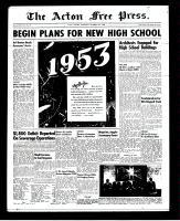 Acton Free Press (Acton, ON)31 Dec 1952
