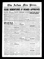 Acton Free Press (Acton, ON)5 Feb 1953