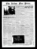 Acton Free Press (Acton, ON)19 Mar 1953