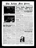 Acton Free Press (Acton, ON)26 Mar 1953