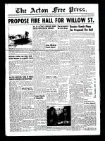 Acton Free Press (Acton, ON)9 Apr 1953