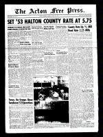 Acton Free Press (Acton, ON)16 Apr 1953