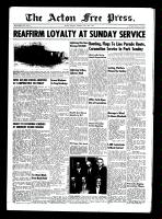 Acton Free Press (Acton, ON)28 May 1953