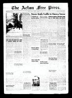 Acton Free Press (Acton, ON)17 Dec 1953