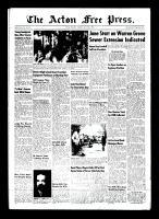 Acton Free Press (Acton, ON), May 20, 1954