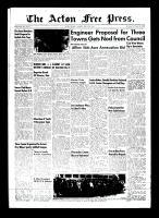 Acton Free Press (Acton, ON), May 27, 1954