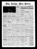 Acton Free Press (Acton, ON), June 10, 1954