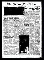 Acton Free Press (Acton, ON)17 Jun 1954