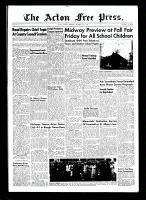 Acton Free Press (Acton, ON)16 Sep 1954