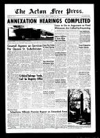 Acton Free Press (Acton, ON), November 18, 1954