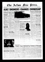 Acton Free Press (Acton, ON), December 30, 1954
