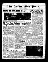 Acton Free Press (Acton, ON)17 Feb 1955