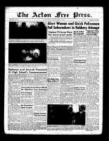 Acton Free Press (Acton, ON)3 Mar 1955