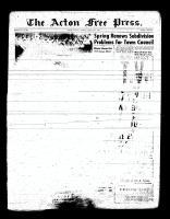 Acton Free Press (Acton, ON)24 Mar 1955