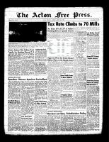 Acton Free Press (Acton, ON)31 Mar 1955