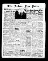 Acton Free Press (Acton, ON)28 Apr 1955