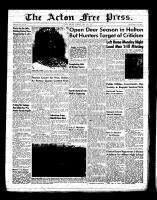 Acton Free Press (Acton, ON), May 12, 1955