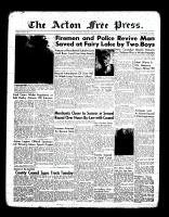 Acton Free Press (Acton, ON), July 7, 1955