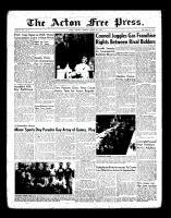 Acton Free Press (Acton, ON), August 4, 1955