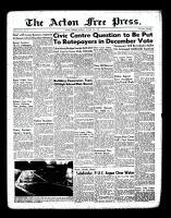 Acton Free Press (Acton, ON)27 Oct 1955