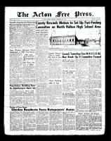 Acton Free Press (Acton, ON)10 Nov 1955