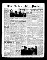Acton Free Press (Acton, ON)24 Nov 1955