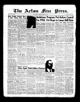 Acton Free Press (Acton, ON)12 Jan 1956