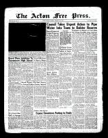 Acton Free Press (Acton, ON)16 Feb 1956