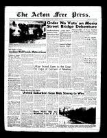 Acton Free Press (Acton, ON)23 Feb 1956