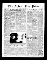 Acton Free Press (Acton, ON)12 Apr 1956