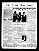 Acton Free Press (Acton, ON)26 Apr 1956