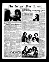 Acton Free Press (Acton, ON)31 May 1956