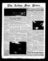 Acton Free Press (Acton, ON)21 Jun 1956
