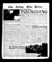 Acton Free Press (Acton, ON)11 Oct 1956