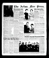 Acton Free Press (Acton, ON)6 Dec 1956