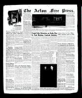 Acton Free Press (Acton, ON)20 Dec 1956